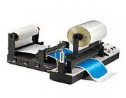 HLCL-1000 热熔胶辊式涂布压合机