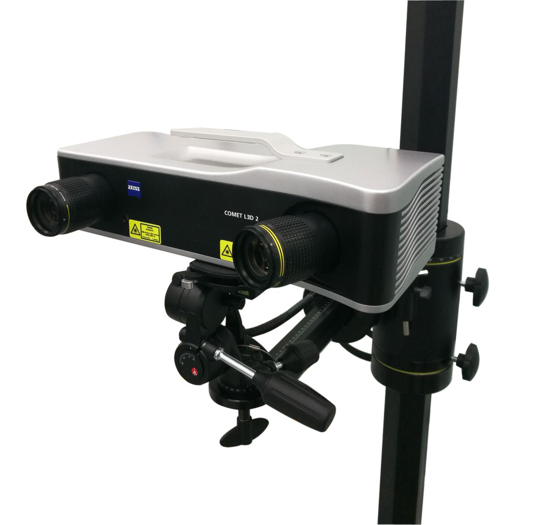 CARL ZEISS COMET L3D 2 三维扫描仪