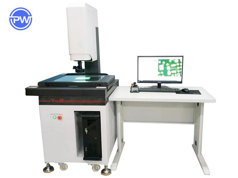 PW-AF500 三轴全自动影像测量仪