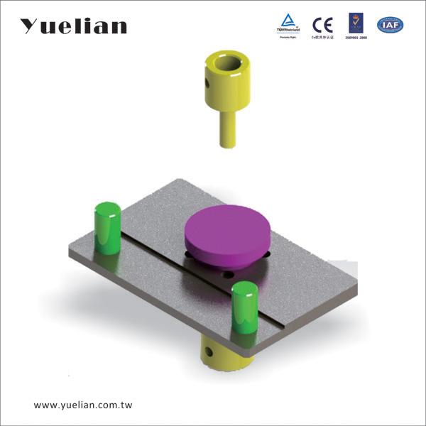 YG-U006 压电机轴