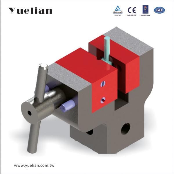 YG-T013 拉螺丝夹具(复杂型)