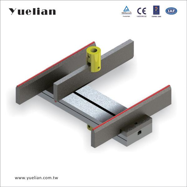 YG-C001 玻璃三点抗弯夹具