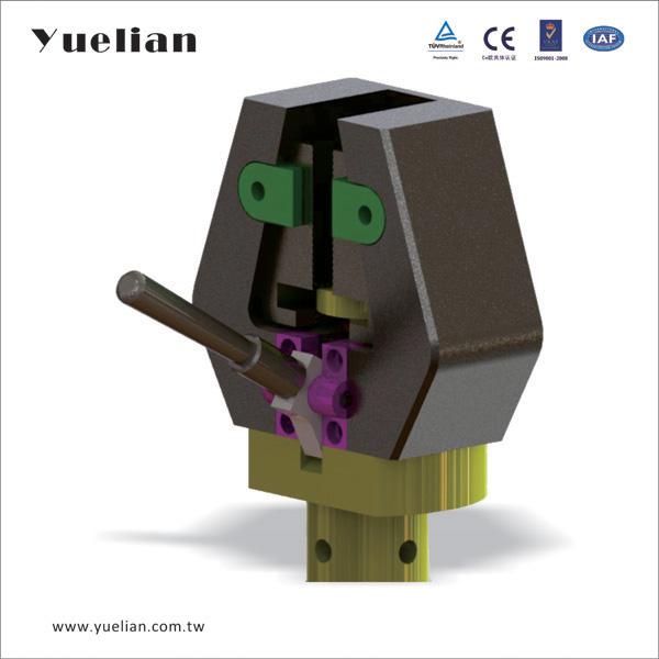 YG-T004B 2吨楔形夹具-50
