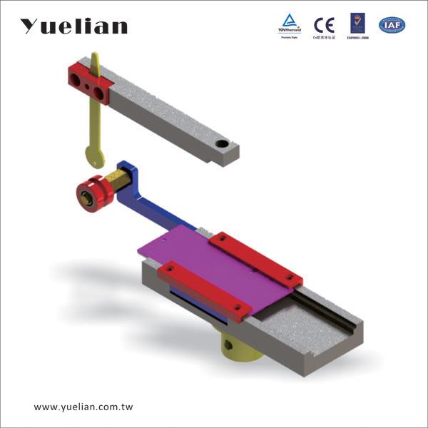YG-T008 90度剥离夹具