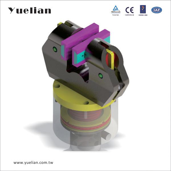 YG-P001 气动平面夹具