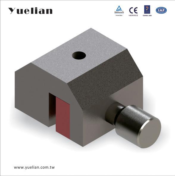 YG-T001C 平面夹(3克)