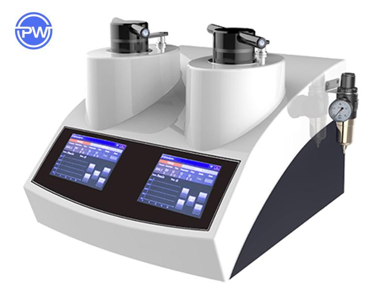 PW-AutoPRESS302 全自动镶嵌机