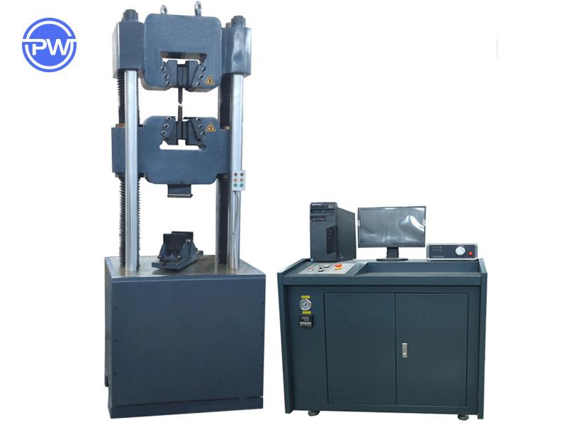PW-G300 微机控制电液伺服万能试验机