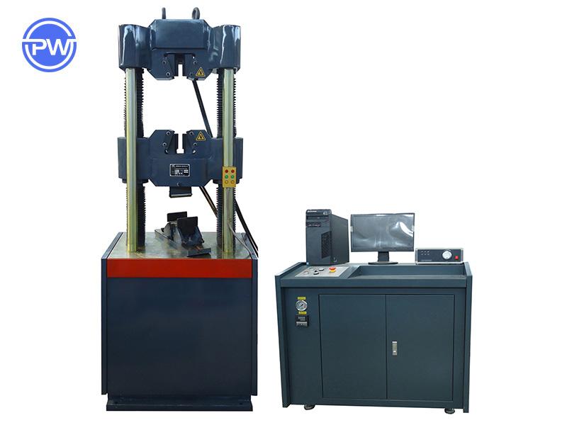 PW-300D 微机控制电液伺服万能试验机