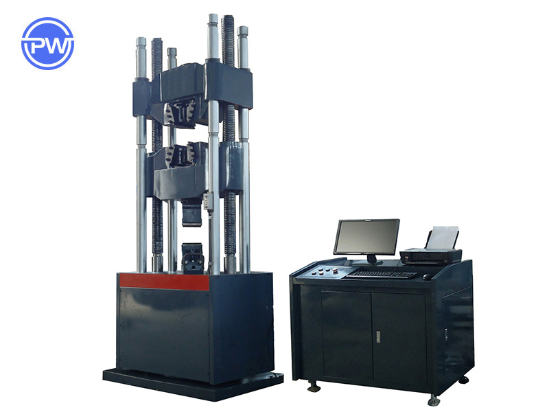 PW-600Y 微机控制电液伺服万能试验机