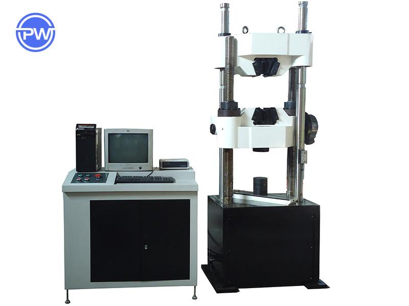 PW-100C 微机控制电液伺服万能试验机
