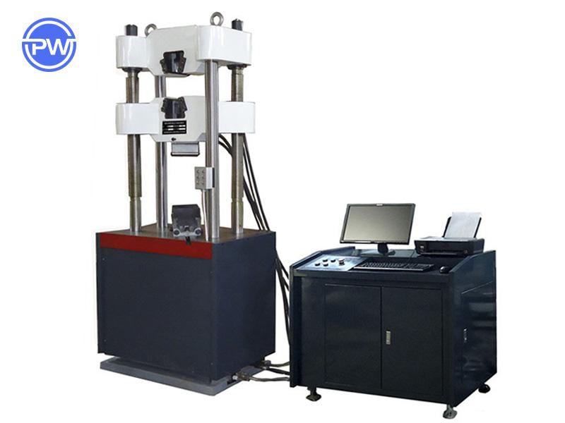 PW-300B 微机屏显液压万能试验机